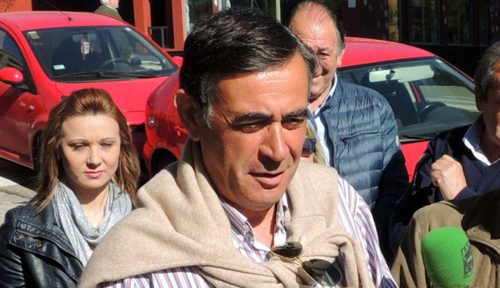 Antonio Pardo, en una comparecencia reciente ante la prensa.
