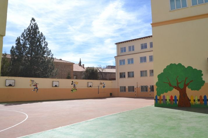 Foto 1 - Se quedará vacío el patio del San José