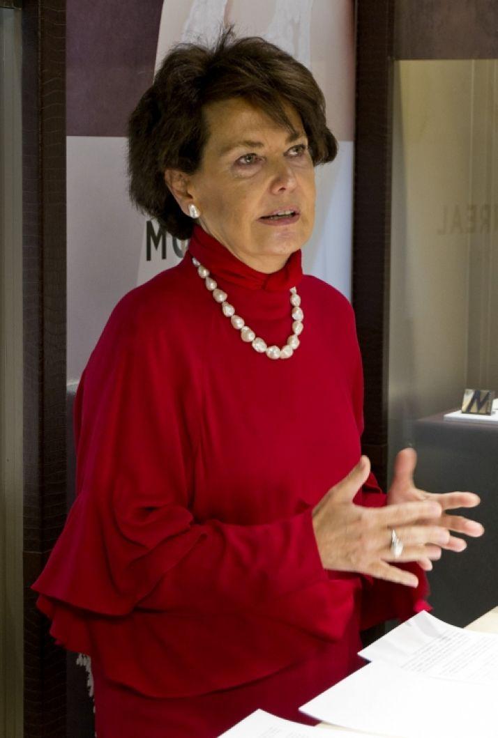 Presentación colección Reconciliare. /Patricia Lapresta