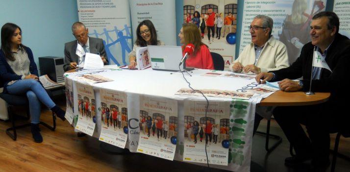 Presentación de la campaña de la 'X Solidaria' para este año. /SN
