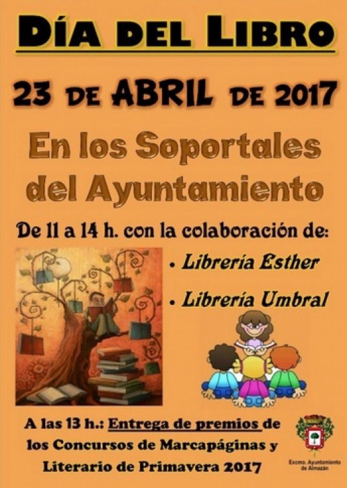 Foto 1 - Almazán celebra el Día del Libro