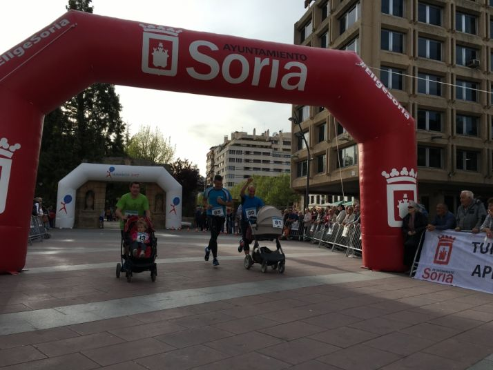 Carrera solidaria a favor de Fadiso. /Triatlon CyL.