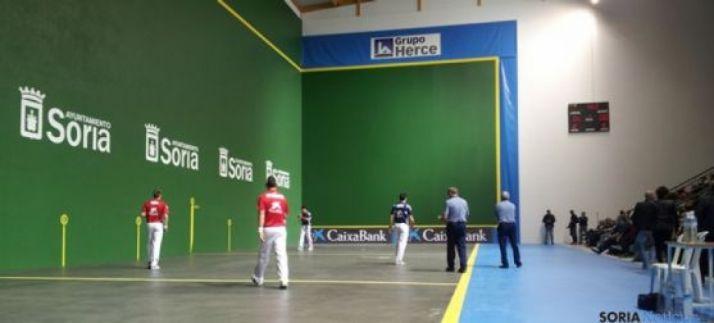 Imagen de archivo de pelota a mano jugado en La Juventud/ SN