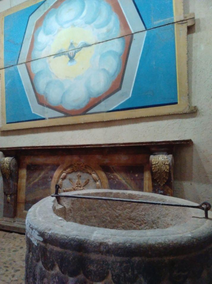 Nuevo museo en la iglesia parroquial.