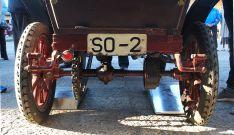 Detalle de la segunda matriculación de un vehículo a motor en la provincia. /SN