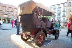 Imagen del rally del Club Hispano-Suiza en Soria. /SN