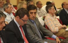 Una imagen de la asamblea este miércoles. /SN