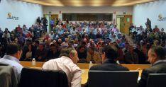 Imagen de la asamblea anual de ASAJA Soria. /SN