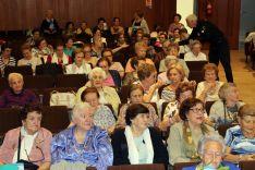 Imagen de la charla este martes.