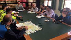 Imagen de la reunión este miércoles./Ayto.