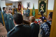 Una imagen del acto solemne celebrado este viernes. /SN