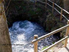 Nacimiento del río Queiles. /Archivo.