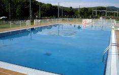 Imagen de las piscinas.