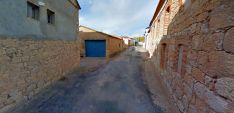 Calle La Posada, en Taroda. /GM