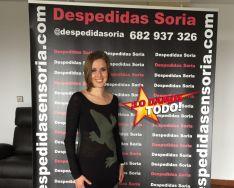 Veronica Rebollar de Soria Novias.