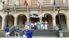 Imágenes de la celebración de Interpeñas/ SN