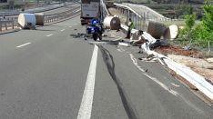 Imágenes del accidente/ SUB.