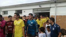 Imágenes del encuentro en La Arboleda/ SN