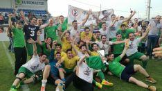 El Quintana gana la Copa Diputación en los penaltis
