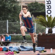 La atleta Carla Franch.
