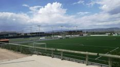 Ciudada Deportiva del Numancia. SN