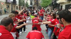 Los jurados acuden al Numancia-Lugo. /SN