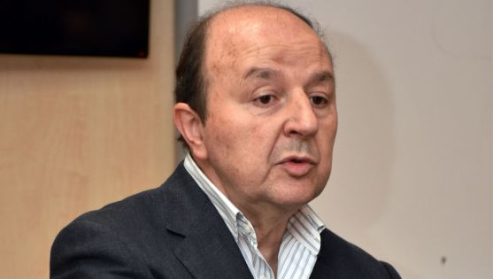 Agustín Fernández, este miércoles. /Jta.