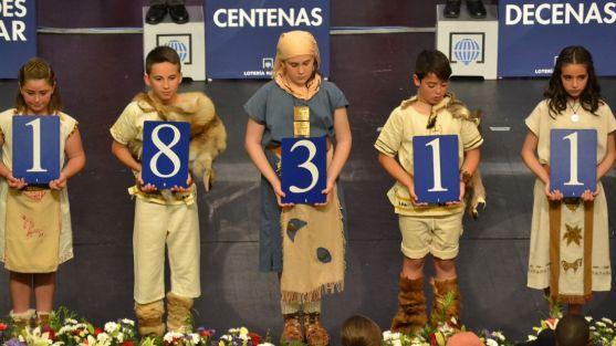Número del primer premio del sorteo de este sábado 6 en Soria. /SN