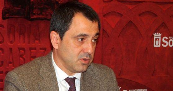 Javier Muñoz, concejal de Hacienda y Urbanismo. /SN