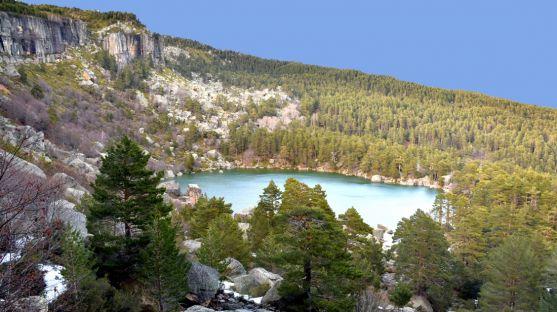 Imagen de la Laguna Negra. /SN