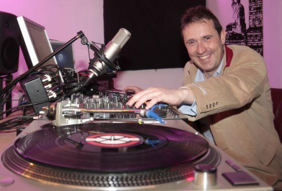 El DJ soriano Nenete da un salto en su trabajo muisical con su primer disco. /D.A.