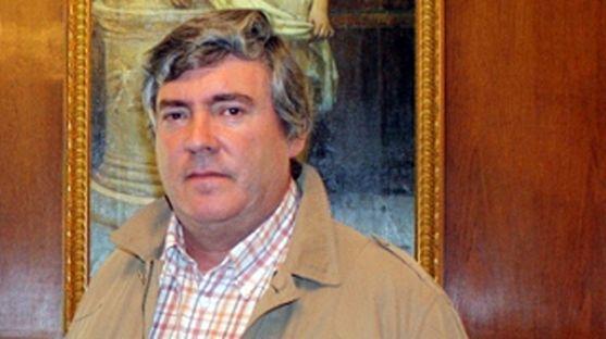Paulino Herrero, regidor de Navaleno.