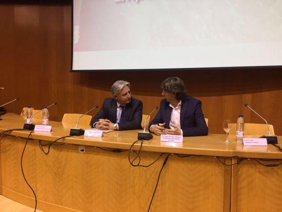 Carlos Martínez y Daniel Miguel. /Ayto.