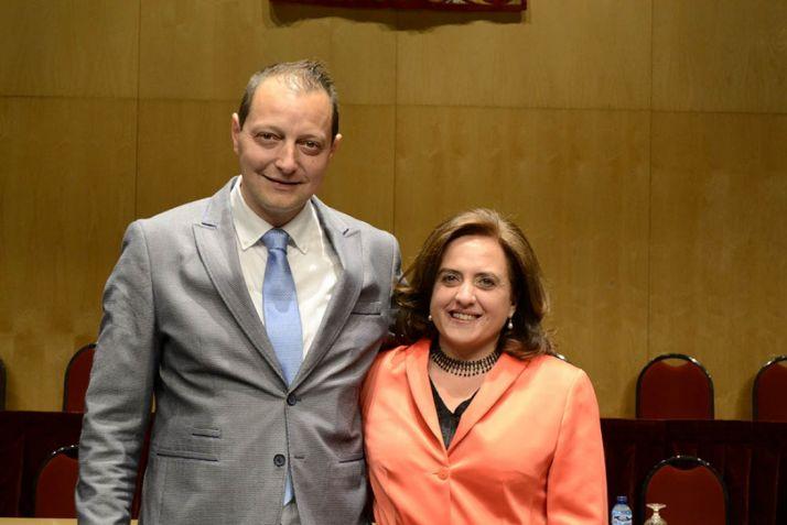Jurados de El Salvador, Marta Llorente y Julián Íñigo/ PL