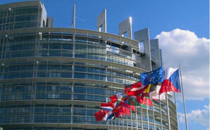 Sede de la UE en Bruselas.