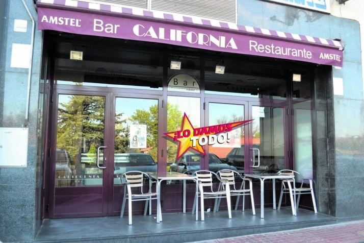 Restaurante California.