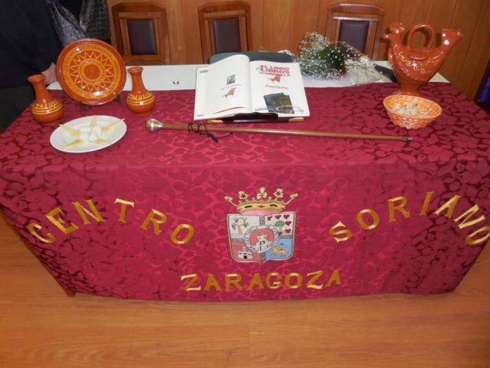 La mesa del Catpán en el CSZ el año pasado.
