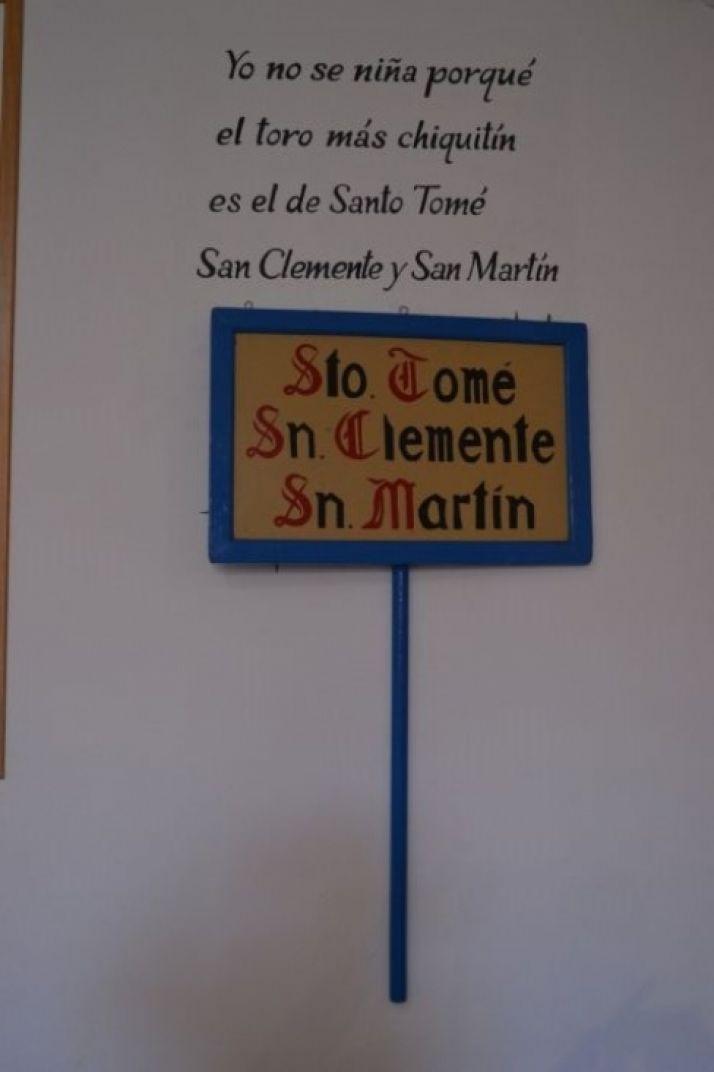 Cuadrilla de Santo Tomé, San Clemente y San Martín, San Juan 2017. /SN