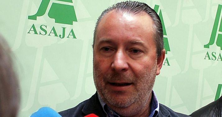 Donaciano Dujo, presidente de ASAJA Castilla y León. /SN
