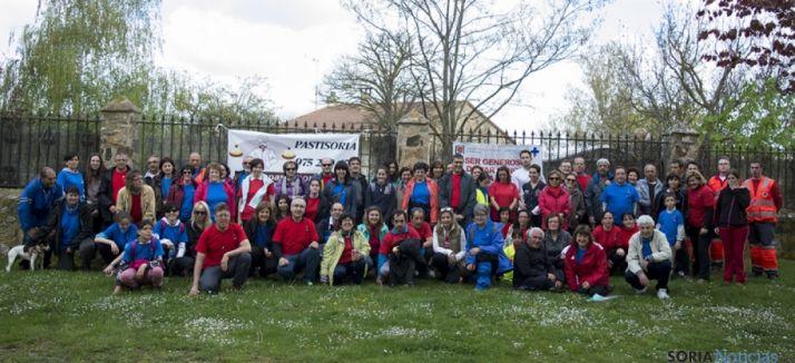 Participantes en 2016./Belén Larrubia.