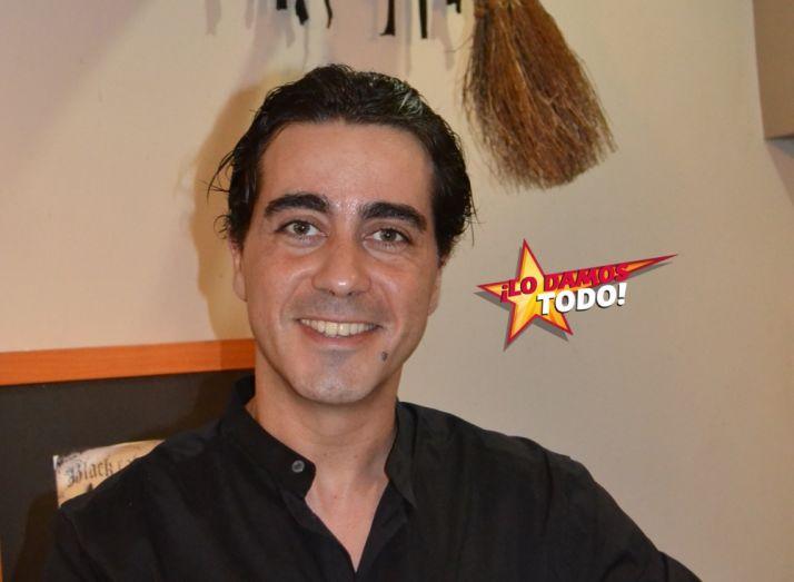 Javier Díez, en Habelas Hailas.