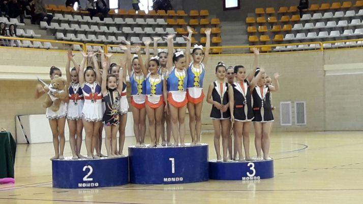 Una imagen del campeonato.