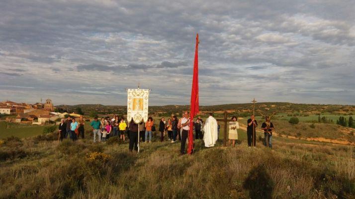 Imagen de la jornada en Quintanilla./SN