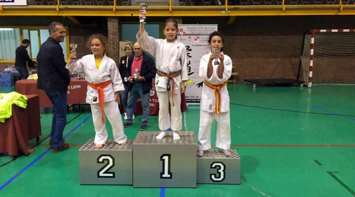 Oro y 3 bronces para los sorianos.