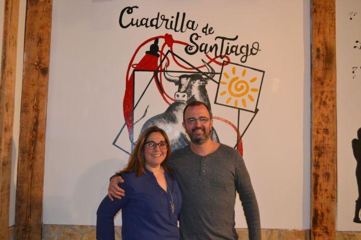Jurados cuadrilla de Santiago, San Juan 2017. /SN