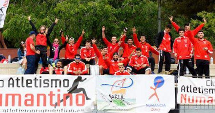 Foto 1 - Los canteranos del Numantino, al Nacional junior de clubes