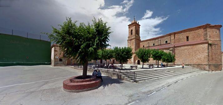 Imagen de archivo de la plaza de Recuerda. /GM