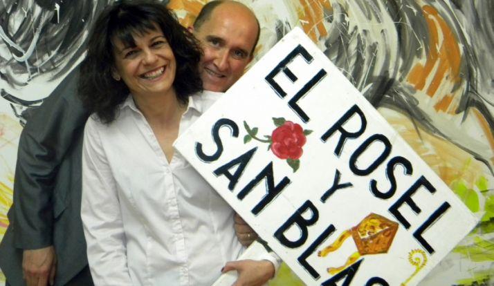 Marcos Martínez y Silvia Bernal, jurados para este 2017. /SN