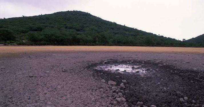 Foto 1 - El satélite Terra confirma la situación actual de pérdida de pastos por la sequía