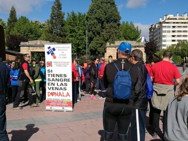 Imágenes de la V edición de la marcha/ SN